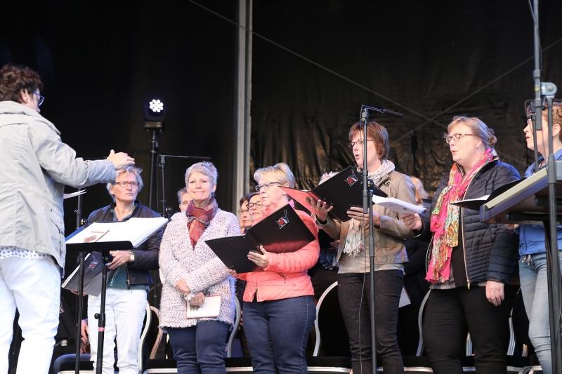 Mixed voices Pinksteren 2016