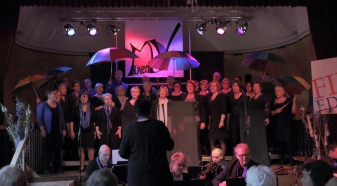 Optreden zondag 10 april in Lennisheuvel